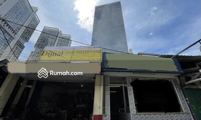 Dijual - Ruko di Jalan Satrio Karet Semanggi Kuningan Setiabudi, Harga dibawah NJOP