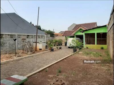 Dijual - Tanah di Cilungkup Indah Duren Sawit Jakarta Timur