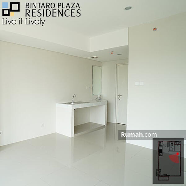 Breeze Tower - Bintaro Plaza Residences #102104948