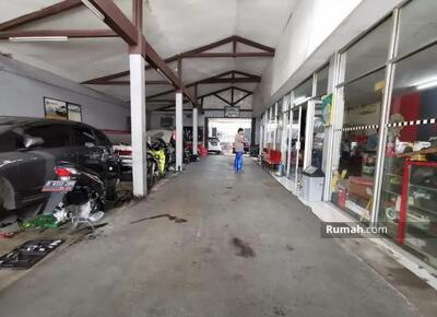 Dijual - Bengkel aktif di Antapani Arcamanik Cisaranten ramai terus