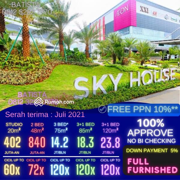 Apartment Sky House BSD+ (samping AEON MALL) #103913708