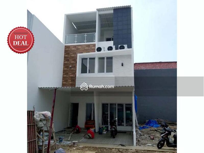 Bebas Custom, Bebas Banjir, Full Bata Merah di Cluster Rawamangun #104387712