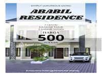 Dijual - Rumah minimalis 2 lt di jual termurah di bsd include smart home