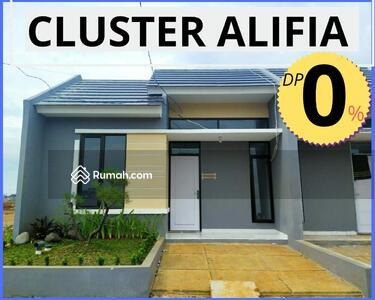 Dijual - Solusi rumah di Cluster Alifia kota bogor terbaik termurah