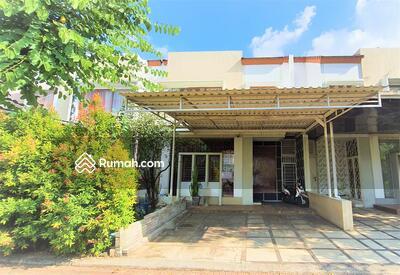 Dijual - RECOMMENDED Rumah Siap Huni Renoved 120m 8x15 type 4+1KT Cluster Alamanda JGC Jakarta Garden City