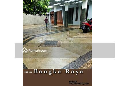 Dijual - Di jual rumah mewah di jln Bangka raya, mampang prapatan Jakarta selatan, rumah bagus siap di huni