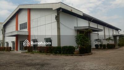 Dijual - Pabrik Gudang Bagus Serta Ruang Kantor Siap Pakai Berloksi Sangat Strategis Karawaci Legok Tangerang