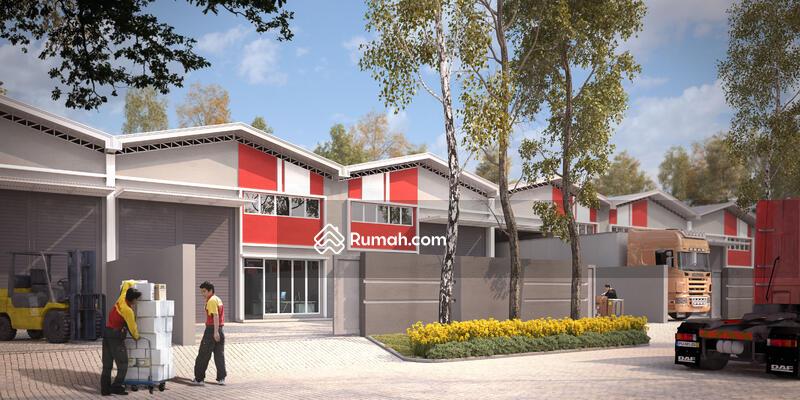 gudang siap pakai Central industrial Park (CIP), sidoarjo #102285446