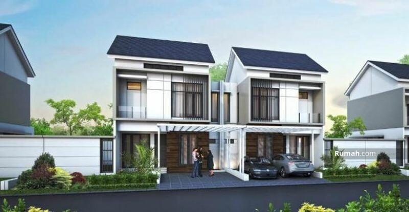 Rumah 2 Lantai Anti Gempa Jakarta Garden City Aeon Cakung MD796 #102415280