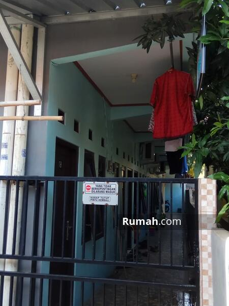 Dijual Kontrakan 13 pintu bangunan 2 lantai terisi full lokasi di Munjul Cipayung Jakarta Timur #102474012