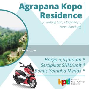 Dijual - Tanah Area Kopo Bandung 12x Angsur, Diskon 25%
