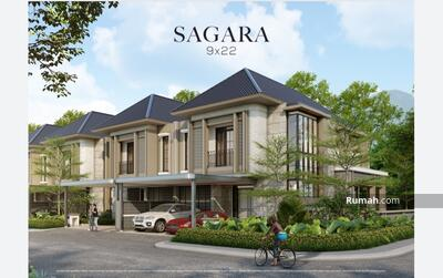 Dijual - Rumah Bernuansa Resort Podomoro Park Bandung