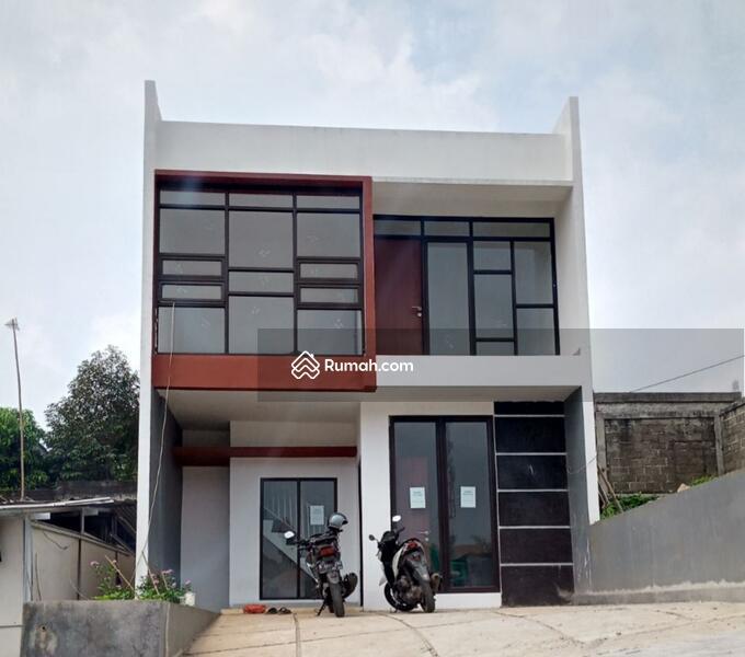 Rumah 2 Lantai Kota  Bogor Tanah Luas, Pinggir Jalan Raya, Akses Tol,  Stasiun KRL #102519240