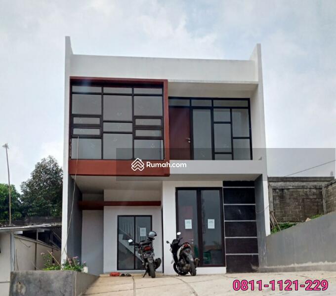 Rumah 2 Lantai Kota  Bogor Tanah Luas, Pinggir Jalan Raya, Akses Tol,  Stasiun KRL #102519246