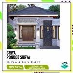 GRIYA PONDOK SURYA  Jl. Pd. Surya Blk. IV, Helvetia Tim. , Kec. Medan Helvetia, Kota Medan, Sumatera