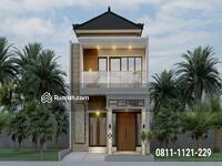 Dijual - Rumah Cimanggis Depok 2 Lantai Pinggir Jalan Raya Dekat Cibubur Hanya 5 Menit ke Pintu Tol
