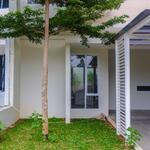 Rumah Tropical Minimalis Cluster yang Aman dan Sejuk di Cinere