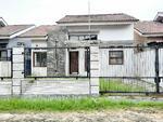 Rumah Sewa Murah Minimalis Cluster Tanpa Furnished Lingkungan Bagus 100an Mtr Dari Jl. Subrantas