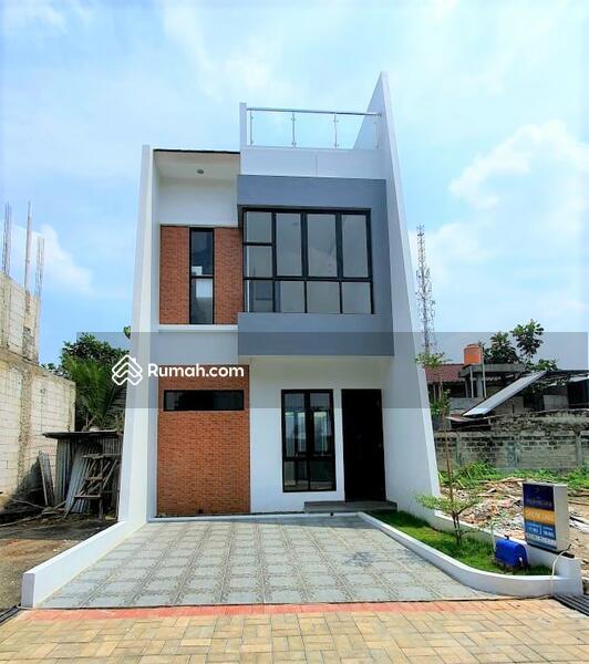 Cluster Mewah dan Modern 2,5 Lantai Design Terbaik Memiliki Rooftop lokasi Strategis Dekat Kampus UI #106097390