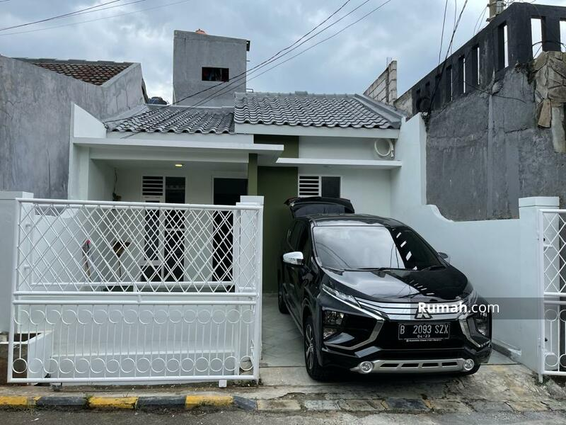 Dijual Rumah Villa Dago Baru direnovasi #102584048