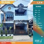 7 Bedrooms Rumah Blimbing, Malang, Jawa Timur