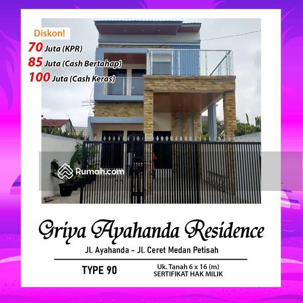 Griya ayahanda residence medan rumah mewah #102589528