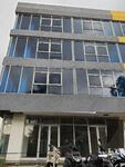Ruko Arcade PIK Gandeng Hoek Badan 4lt office 8lt luas 312m 10x15 Pantai Indah Kapuk Jakarta Utara