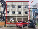 New Listing Disewakan Ruko 4 unit Jl Radial seberang hotel Santika Palembang