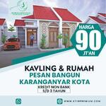 S PREMIUM BEJEN - Perumahan Syariah dengan CIcilan 1, 5 Juta Flat