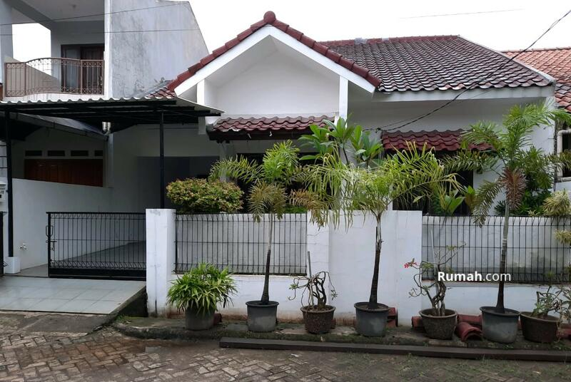 Rumah 1 lantai minimalis dekat univ. Budiluhur #102611584