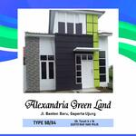 ALEXANDRIA GREEN LAND Jl. Banten Baru, Kp. Lalang, Kec. Sunggal,