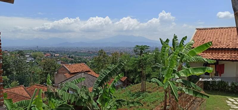 DIjual Rumah Dengan View Indah Kota Bandung Di Padasuka, Bandung Timur #102618772