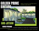 Cluster 2 Lantai 5 Menit Menuju Stasiun KA Jurangmangu Golden Prime Bintaro