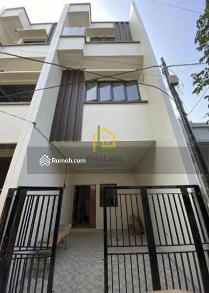 Andre Tjhia- Tanjung Duren Rumah Baru 3 lantai, Jalan 1 mobil, langka #109555974