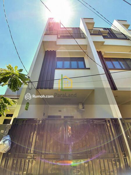 Andre Tjhia- Tanjung Duren Rumah Baru 3 lantai, Jalan 1 mobil, langka #109555978