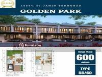 Dijual - Cluster GOLDEN PARK di jual termurah 100% di jamin untung