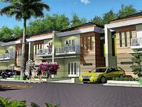 Dijual - Rumah 2Lantai Dengan Desain cantik, lokasi dekat toll, dan Bebas Banjir