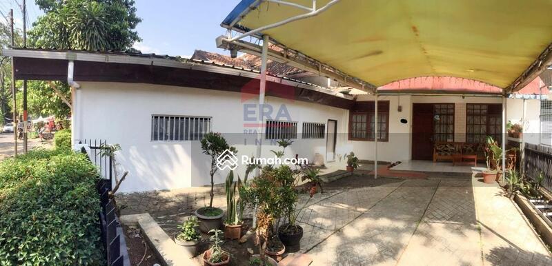 Tanah dan bangunan di jalan Cianjur sayap Riau lokasi bagus strategis #102661784