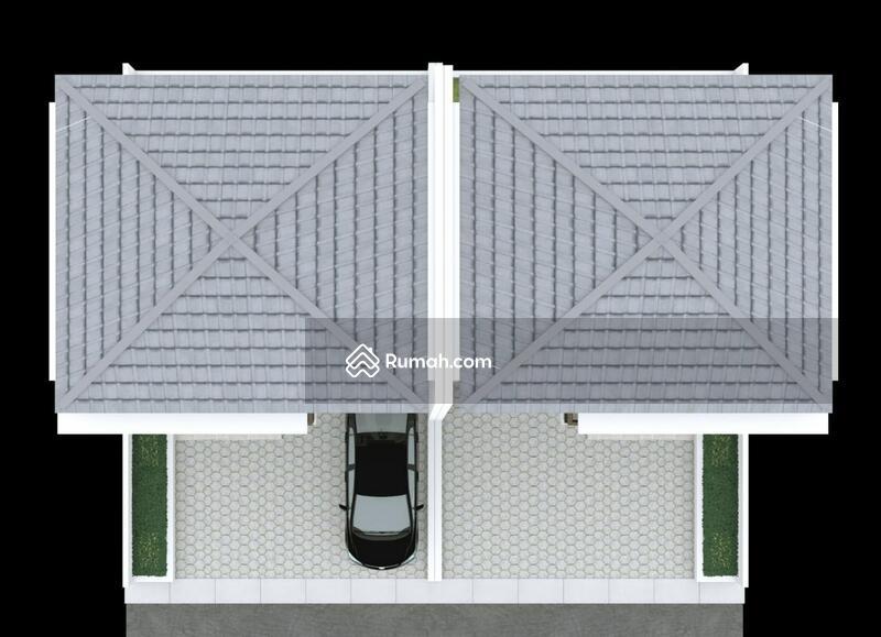 Rumah 2 Lantai Type 70/72 Hadap Taman. Lokasi Strategis di Timur Cibubur #102716944