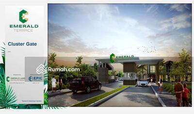 Dijual - Emerald Terrace Jati Asih