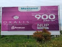 Dijual - Metland Puri Indah Cluster Oxalis