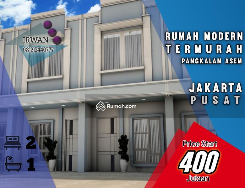 Rumah Murah Pangkalan Asem Jakarta Pusat #107714104