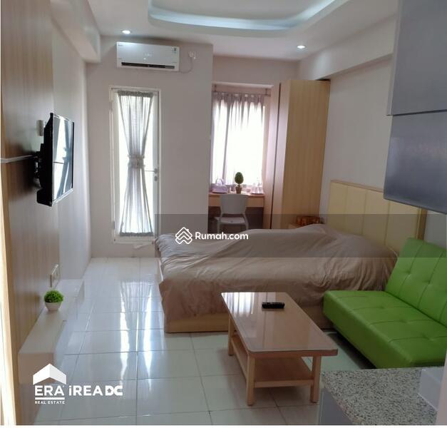 Apartemen studio furnished disewakan di Apartemen candiland candisari semarang selatan #102793098