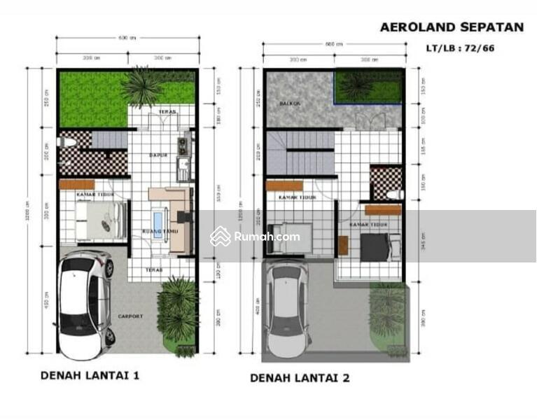 Cluster Aeroland Sepatan #102797258