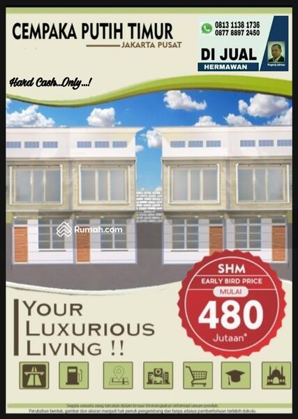 Rumah Murah Cempaka Putih Timur #103567586