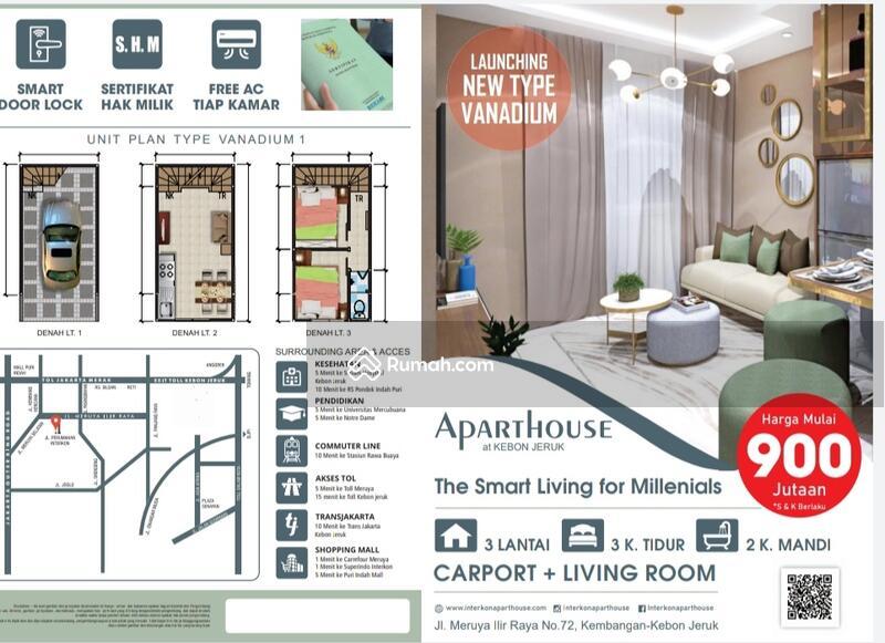 Aparthouse intercone #102878354