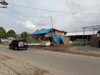 Dijual - Tanah Luas Cocok utk Area comersial pingir jalan utama cocok buat Cluster, pergudangan, pabrik, 1Km pi