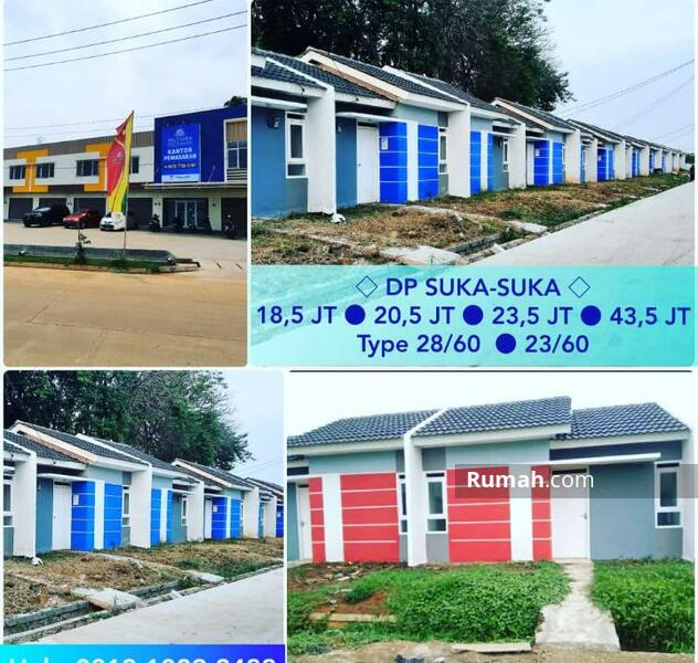 Perumahan murah strategis bagus ready yang mempunyai keunggulan  perumahan KOMERSIL di daerah Rajeg #102942648