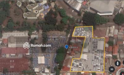 Disewa - Tanah Zona Perkantoran Dekat Stasiun Kereta Duren Kalibata