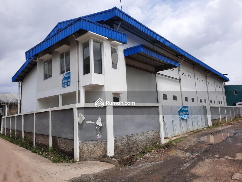 Gudang kav DPR Cipondoh, bangunan baru #103103886